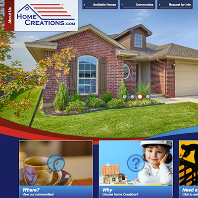 Custom Website Design Edmond Ok